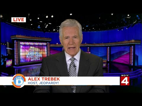 Live In The D: Alex Trebek Interview