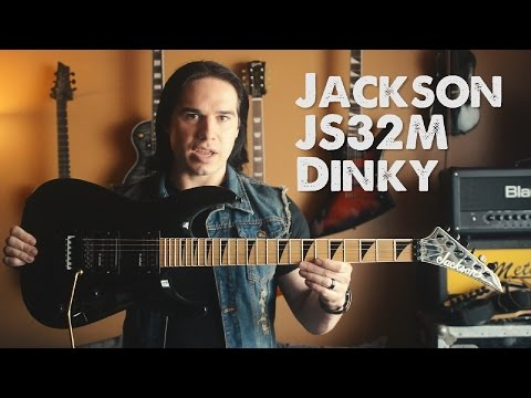 Jackson JS32 Dinky - Demo / Review