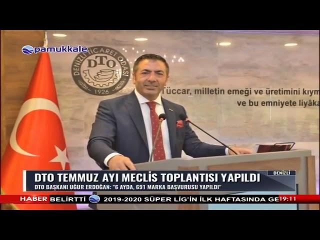 Pamukkale TV-Meclis Toplantısı 02.08.2019