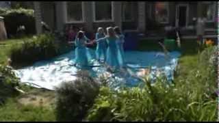 день Нептуна в детском саду МАМАнтенок(Шикарный праздник Нептуна в частном детском саду МАМАнтенок., 2013-11-06T17:04:48.000Z)