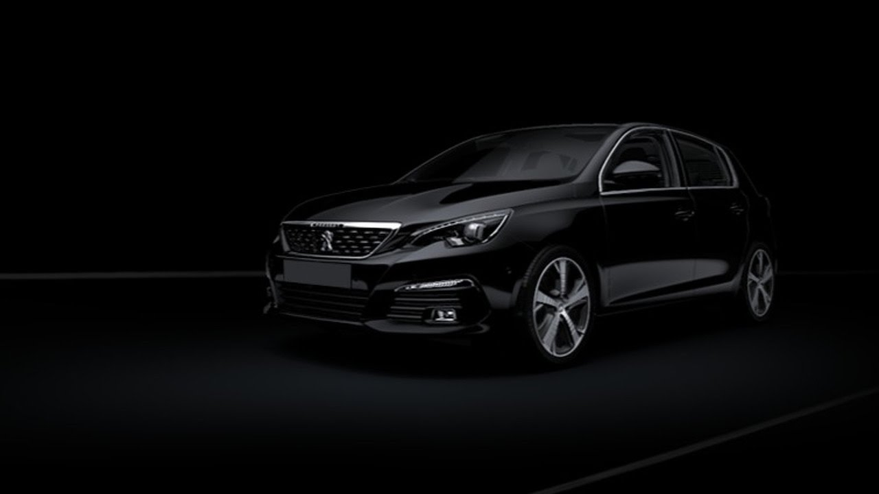 2018 PEUGEOT 308 FACELIFT LEAKED OFFICIAL - YouTube