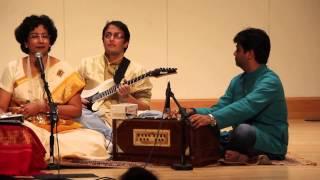 Aditya Joglekar Playing Bhajan on Guitar during Padmaja