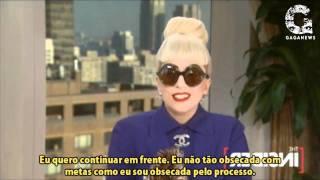 Lady Gaga entrevista no The Insider (Legendado Português)