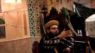 Taj-ul-Ulema Syed Noorani Miya Ashrafi-al-Jilani - NAAT - Jamia al-Hashmi, Blackburn 2010.