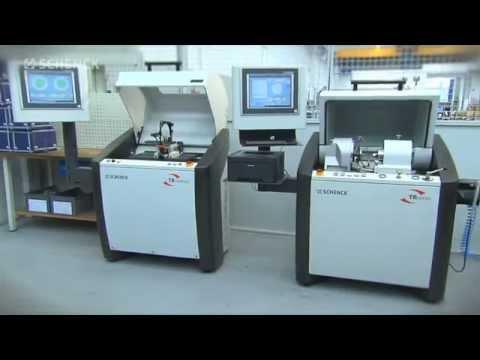 Tf200 Combo High Speed Turbocharger Balancing Machine