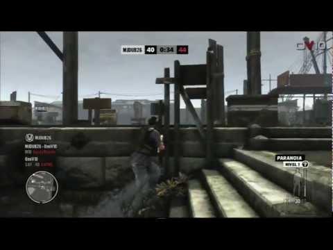 Max payne 3 |Bando contra bando en muelles