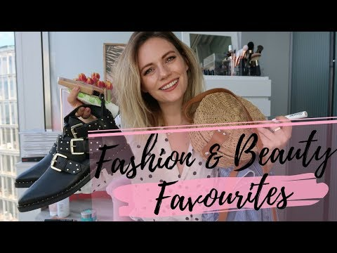 MY MONTHLY FAVOURITES || Chatty Fashion & Beauty Favs for April || COCOA CHELSEA