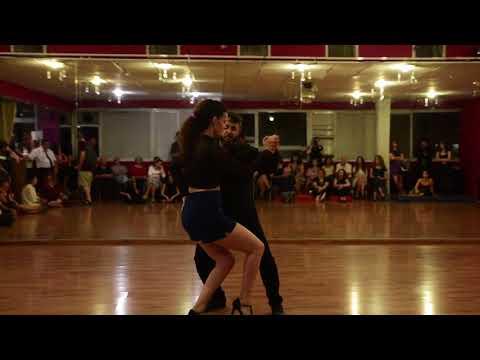 Dance TLV SPOTLIGHT - Shai Madar & Anna Romvári (Bachata)