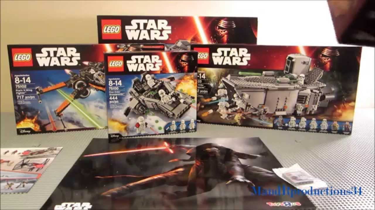 Toys Are Us Star Wars : Force friday lego star wars haul toys r us youtube