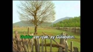 """Azeri Karaoke: """"Güləbatın"""" Xalq Mahnısı"""
