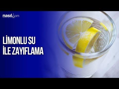 Limonlu su ile nasıl zayıflanır?   Püf Noktaları   Nasil.com