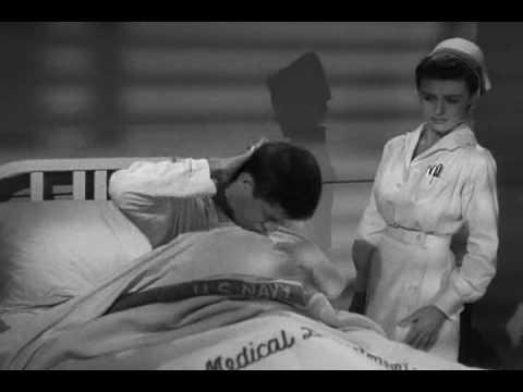 "Jerry Lewis & Dean Martin in ""Sailor Beware"" (1952)"