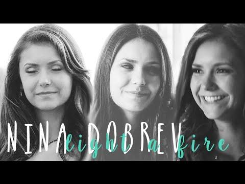 Nina Dobrev - Light A Fire [Goodbye]