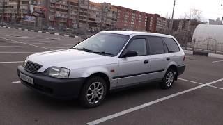 Honda Partner - 1st generation (1996-2006)