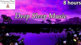 8 Hour Calm Deep Sleep Music (432 HZ), Relaxing Music for Fast Sleep, Gentle & Soothing Music 🎵😴🎧💤