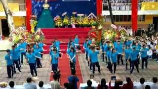 LCD ft. B7 | Lễ Khai Giảng THPT NTH 2013 - 2014