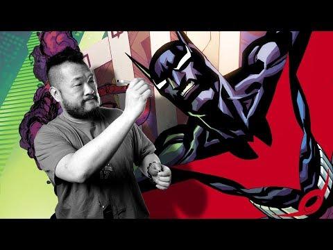 DC Comics Art Academy Featuring Bernard Chang (2017)