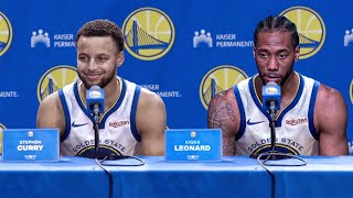 Kawhi Leonard Signing With Warriors - Leaving Clippers & Joining Stephen Curry