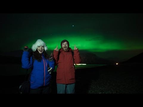 TRAVEL VLOG | Arctic adventure in Tromso, Norway