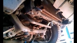 Защита поддона картера двигателя своими руками