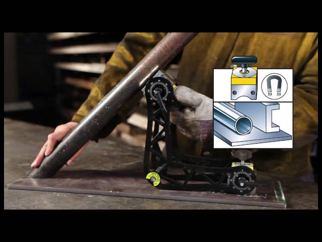 Boomerangle 400 - Magswitch Adjustable Welding Angle Magnet | Magswitch Technology