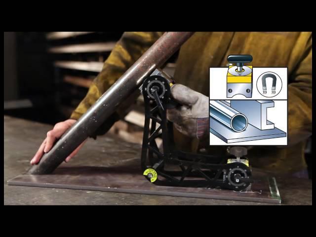 Boomerangle 400-磁性开关可调焊接角磁铁| 磁控开关技术
