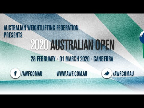 2020 Australian Open - Session 3