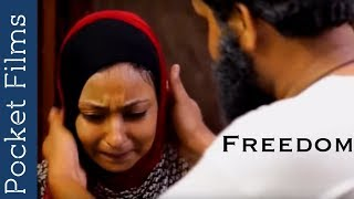 Hindi Short Film - Freedom | Social Awareness | every girl should watch this