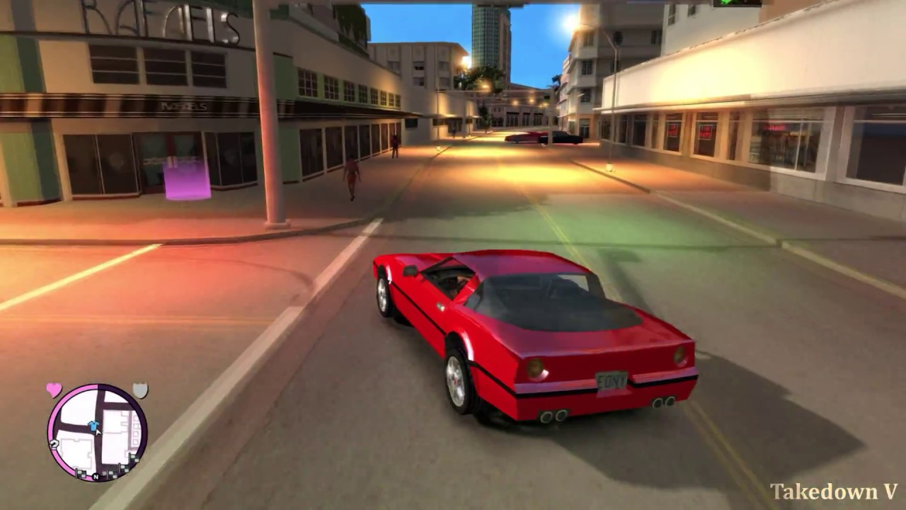 Gta Vice City Rage Beta  The Party K
