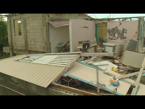 CBS4 Reporter Puts Boots On The Ground In Puerto Rico To Follow Relief Efforts