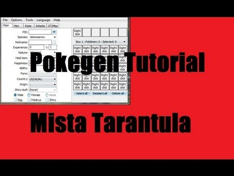 How To Create Your Own Legal Legendary With Pokegen Mac
