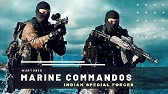 MARCOS - Indian Special Forces - Marine Commandos in Action - (Goosebumps Guaranteed)