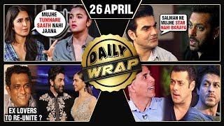 Arbaaz Shocking Statement On Salman, Akshay Defeats The Khans, Katrina Ditches Alia | Top 10 news
