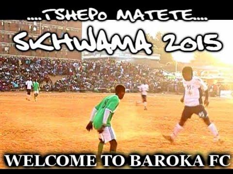 Tshepo Matete - SKHWAMA SAMA TARIYANA 2015