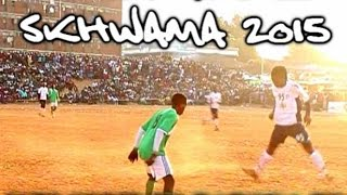 Tshepo Matete - SKHWAMA Sama Tariyana 2015 - Welcome to Baroka FC