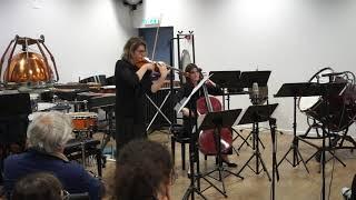 Quarrel for violin and cello, Young-Jun Lee
