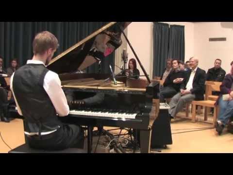 The Piano Cloud Live 2013 - Spotlight on Patrick Alexander Ytting