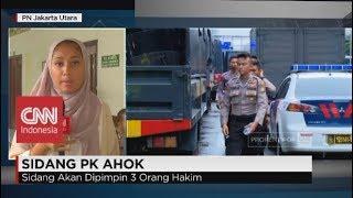 Ahok Tidak Hadir di Sidang PK Perdana