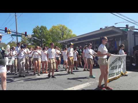 Damascus High School Marching Band 2015