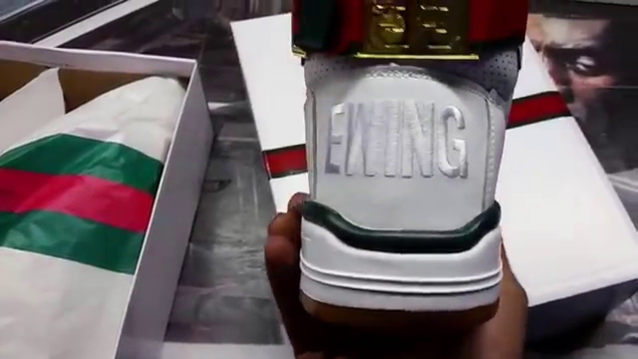 promo code df174 418e8 Ewing 33 Hi PACKER SHOES X EWING ATHLETICS  MIRACLE ON 33RD ST