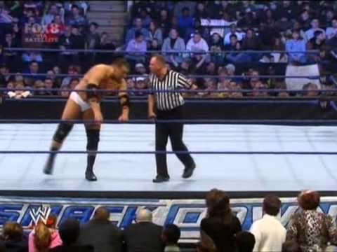 Jeff Hardy vs Vladimir Kozlov