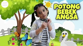 Potong Bebek Angsa | Lagu Anak Indonesia | Lagu Anak Populer