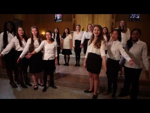 Burke Advertising : Academy of Notre Dame Acceptance Video