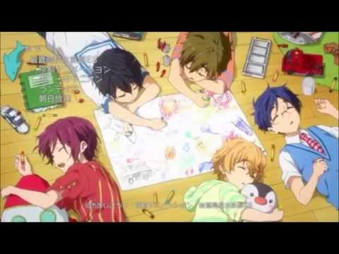 Free! Iwatobi Swim Club AMV  Bad Romance