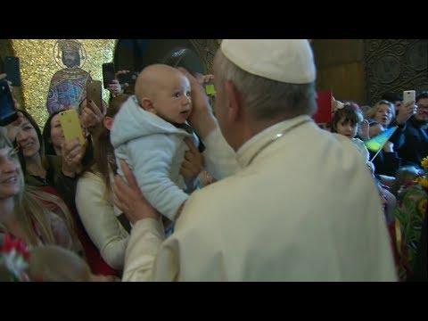 Pope Francis to visit Roman parish this Sunday