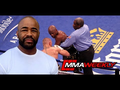 Thumbnail: Rashad Evans: How Might Conor McGregor Have Changed the Floyd Mayweather Fight
