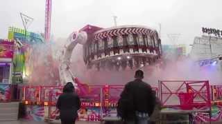 Spin Ball offride à Bordeaux - mars 2015