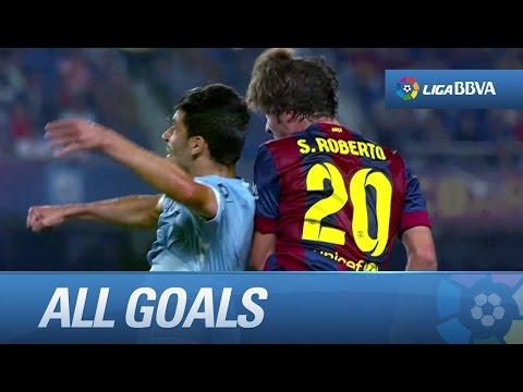 Todos los goles de FC Barcelona (3-0) SD Eibar - HD - YouTube e267d859ab637