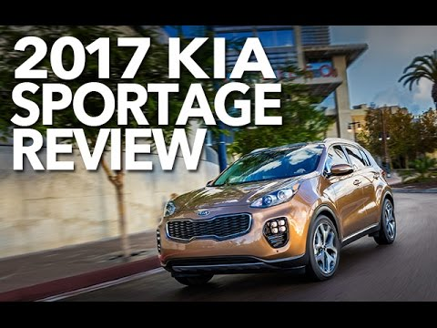 2017 kia sportage all new review and road test drive youtube. Black Bedroom Furniture Sets. Home Design Ideas