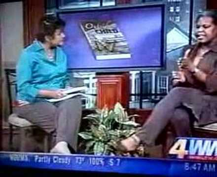 Alice Wilson-Fried WWL-TV Interview with Sally-Ann Roberts
